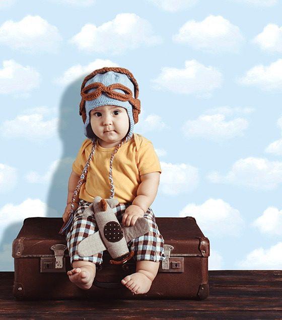 PAPEL DE PAREDE INFANTIL ABRACADABRA 1134 3