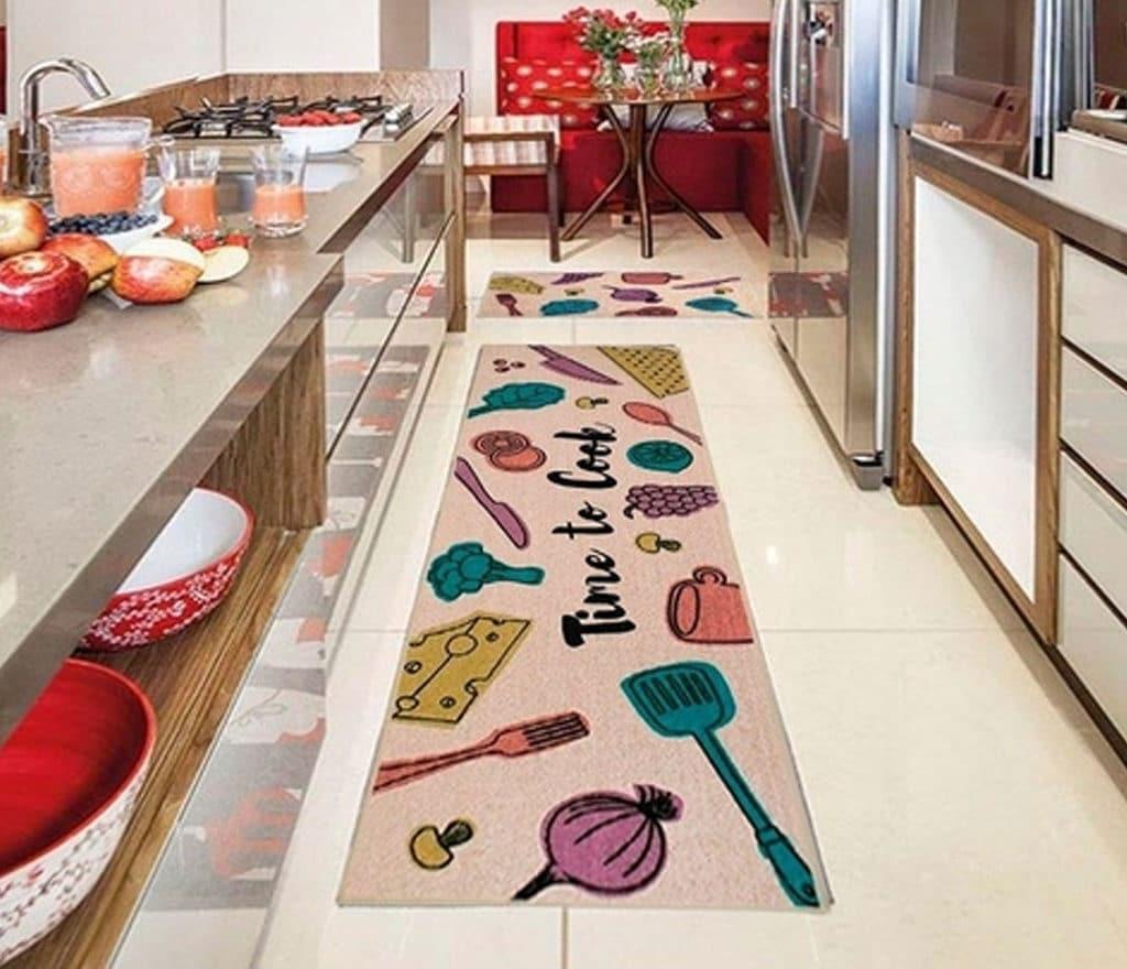 tapete para cozinha